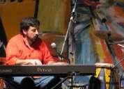 Clases particulares piano teclados musica