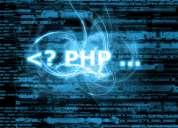 curso lenguaje php diseño y codificación, agosto, 5254 4398