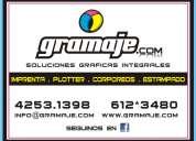 Gramaje.com