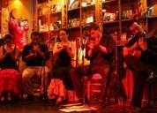 Show flamenco para fiestas y eventos