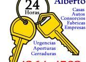 Cerrajeria alberto en lanus 4264-4583 1534890111