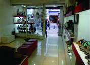 Vendo fondo de comercio  zapatería damas