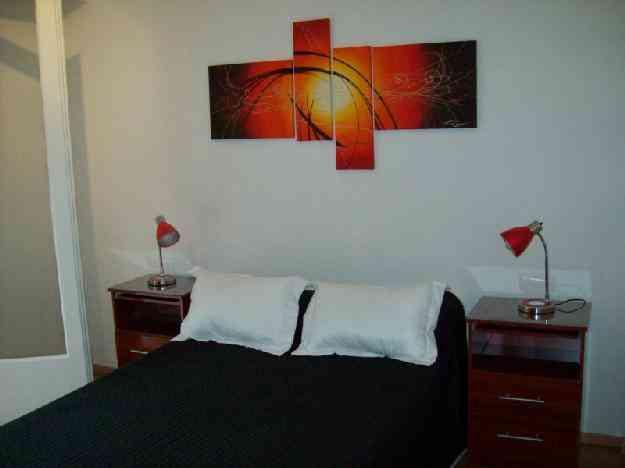 Comodo apartamento amoblado de dos dormitorios en Palermo Soho