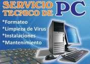 Servicio tecnico de pc 341-4262288