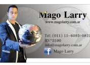 Magos en avellaneda magos en zona sur mago larry