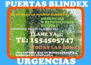 Blindex puertas blindex reparacion y fabricacion rapida te: 1554505747 llame ya¡¡