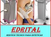 Tecnico para centros de estetica edrital