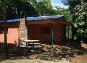 Cabañas alojamiento en misiones