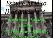 abogados, mar del plata, estudio jurídico integral 0223-474-2793