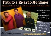 Banda de covers para fiestas shows musicales animacion cantantes tributos
