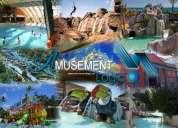 Busco agentes, piscinas, parque acuatico, zoologico