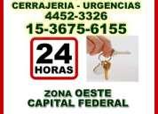 Cerrajero urgencias 24hs merlo 1536756155 zona oeste
