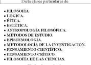 I.t.b.a. clases. ingreso. lic. administración de sistemas. profesora. barrio norte – palermo 4963