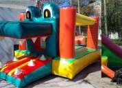 Alquiler inflables y juegos en general rodriguez