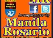 Manilarosario.com acompañantes vip - premiun - masajistas.