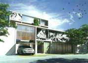 Duplex 1 dorm edif mural i alta cba