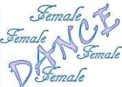 Female dance