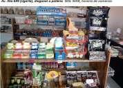 Fondo de comercio, maxiquisoco, galletiteria.(vendo)