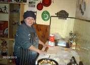 Cocinera o ayudante