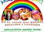 Animaciones arcoiris de ilusiones
