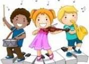 Guitarra para niños y jovenes