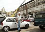 Jefe de obras-auditor-supervisor obras civiles de telefonía de red y celular