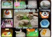 Tortas artesanales a tu gusto..!! tortas dulce amor.es