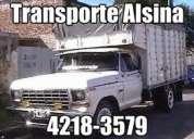 Busco camion para mudanza a bs as