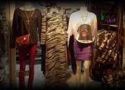 Fondo de comercio ropa y accesorios femeninos