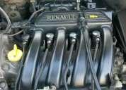 Renault megane f2 2001 1,6 16 valvulas,muy buena mecanica en general,vuela bajito