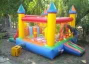 alquiler de castillos inflables y metegoles