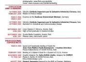 Traducciones académicas al inglés. libros, papers, abstracts, ensayos. edición.