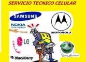 Servicio tecnico celular