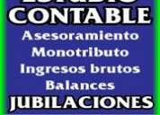 Estudio contable impositivo & previsional dr. fernando m.vallejos contador público