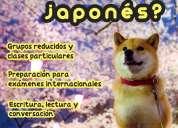 Clases de japones zona sur