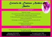 clases y profesorado de danzas arabes- instituto shaila- flores