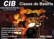 clases de batería - hurlingham - zona oeste gba