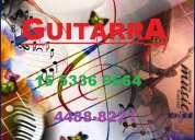 Clases de guitarra liniers ciudadela  velez sarfiel15-5336-9664  4488-8221