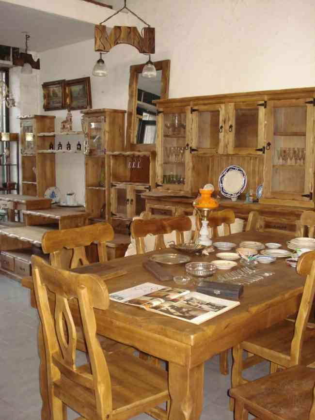 Ladran s nchez muebles de campo muebles madera maciza lamo tigre doplim 157523 - Muebles de madera maciza baratos ...