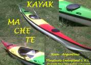 Machete - kayak travesÍa -
