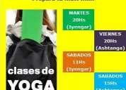 Nuevos horarios de clases (studio sat-darshanam)
