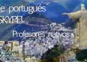 Clases de portugués en línea por skype