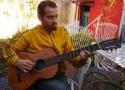 Clases de guitarra en caballito y villa crespo – profesor – curso de guitarra