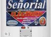 Termotanque eléctrico señorial 120 litros - service zona oeste 15-6022-0889