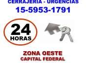 Cerrajeria urgencias 24hs ((15-5953-1791)) martin coronado