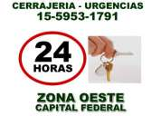 Cerrajeria urgencias 24hs ((15-5953-1791)) palomar