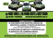 Gruas para autos tortuguitas zona norte *15-4400-2072*