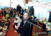 Dia del niÑo 15-6101-8967 * dia del niÑo * shows para tu evento