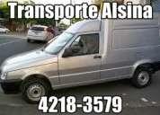 transporte alsina fletes & mudanzas 4218-3579 id 671*1035