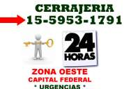 Cerrajeria las 24 hs  ciudadela 1559531791